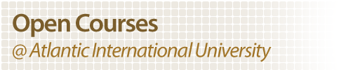 Cursos abiertos, cursos gratis, cursos universitarios de Atlantic International University